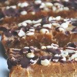 healthy snickers bars // raw, vegan, gluten-free, refined sugar-free