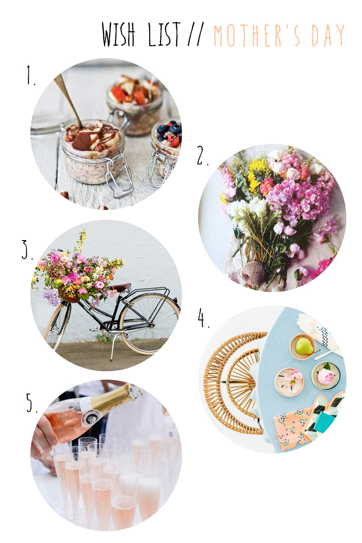 wish list // mother's day