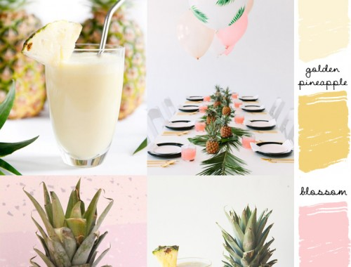 pineapple party on my mind