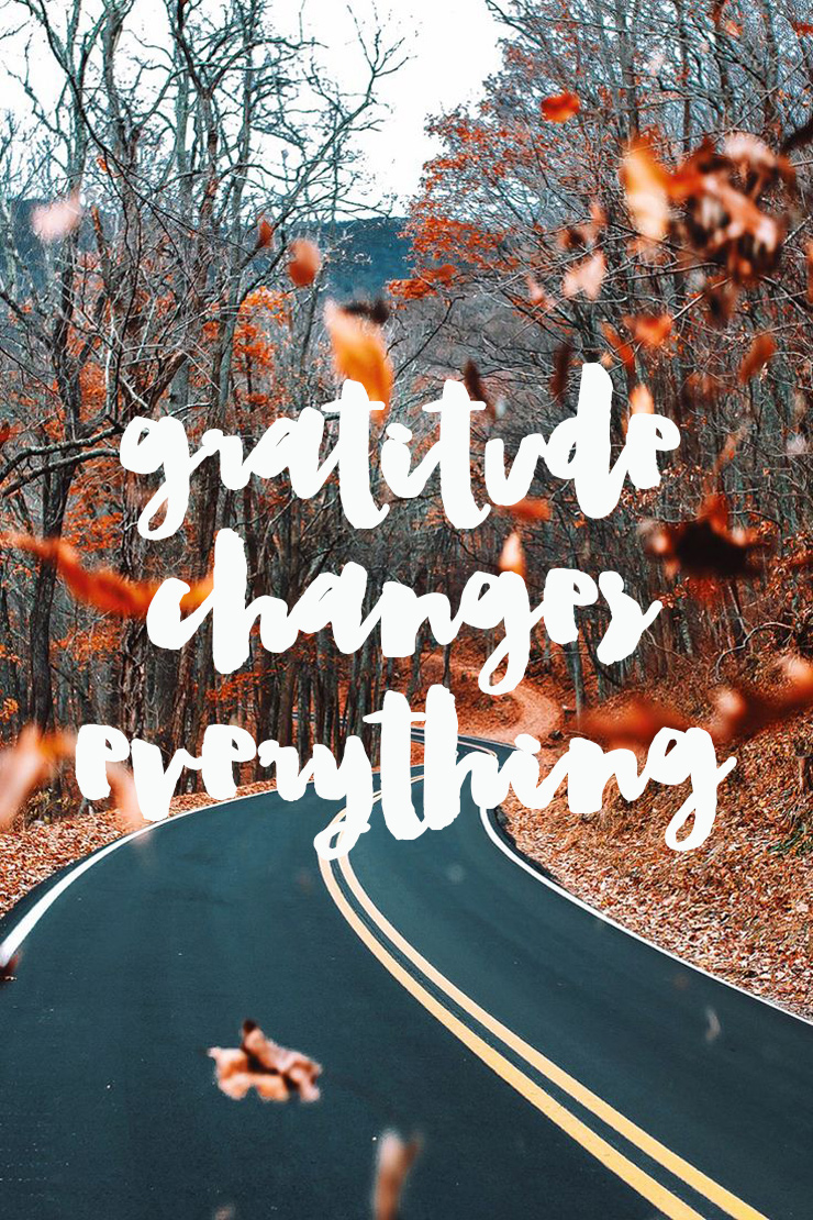 Gratitude Changes Everything Days Like Laura
