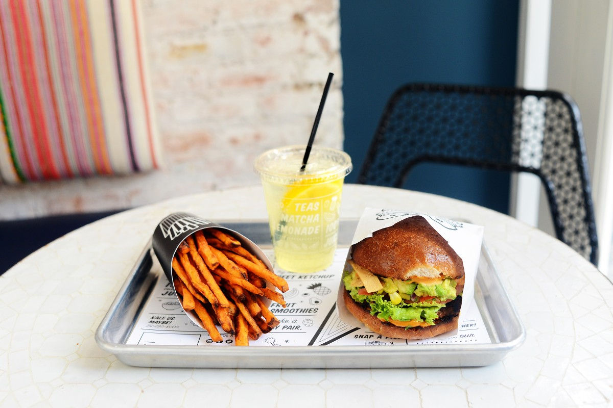 by chloe vegan fast food new york city
