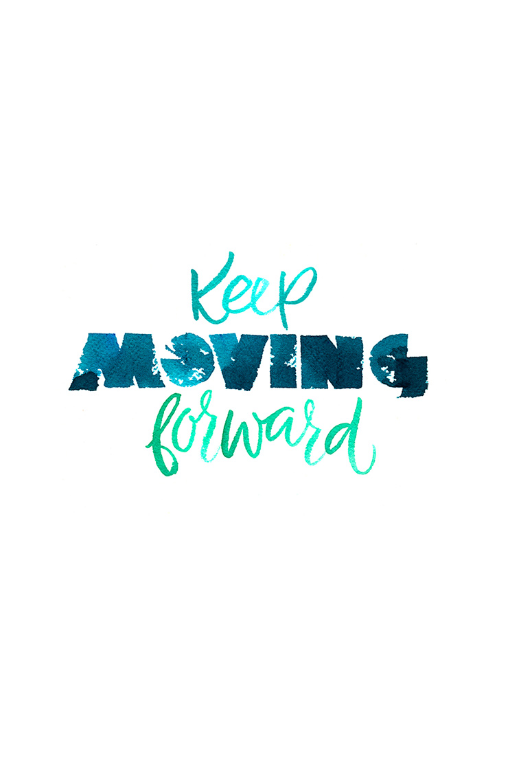 keep moving forward free wallpaper download