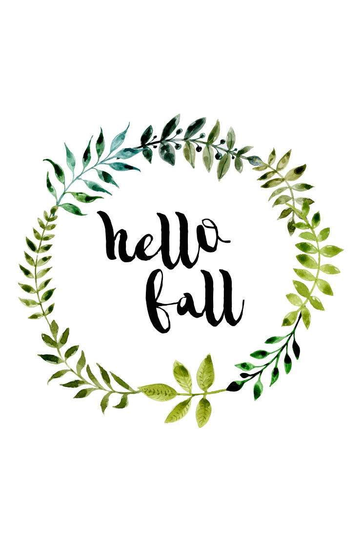 hello fall // free wallpaper downloads