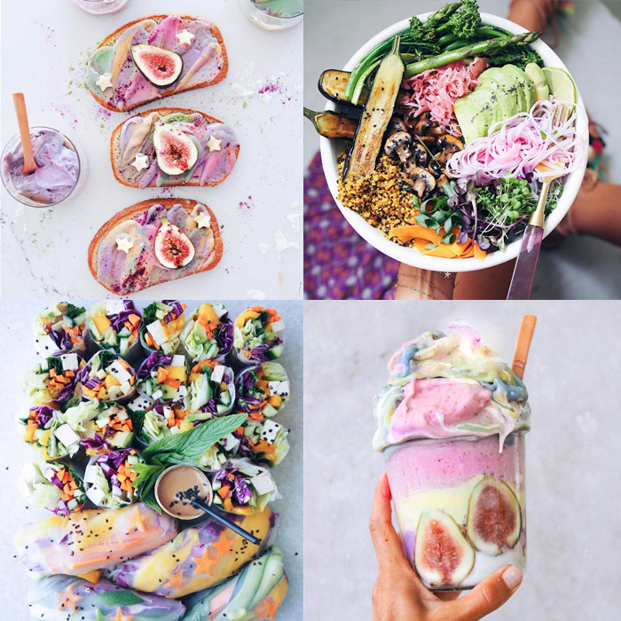 Plant based instagram accounts you should be following a sunshine shes literally the queen of raw vegan desserts everything she makes is so decadent and colorful not to mention her stunning photography skills forumfinder Images