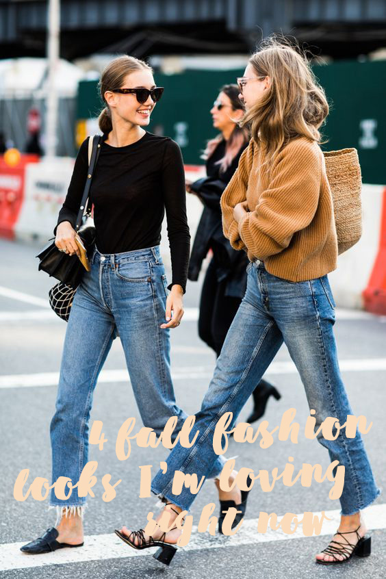fall fashion looks #fashion