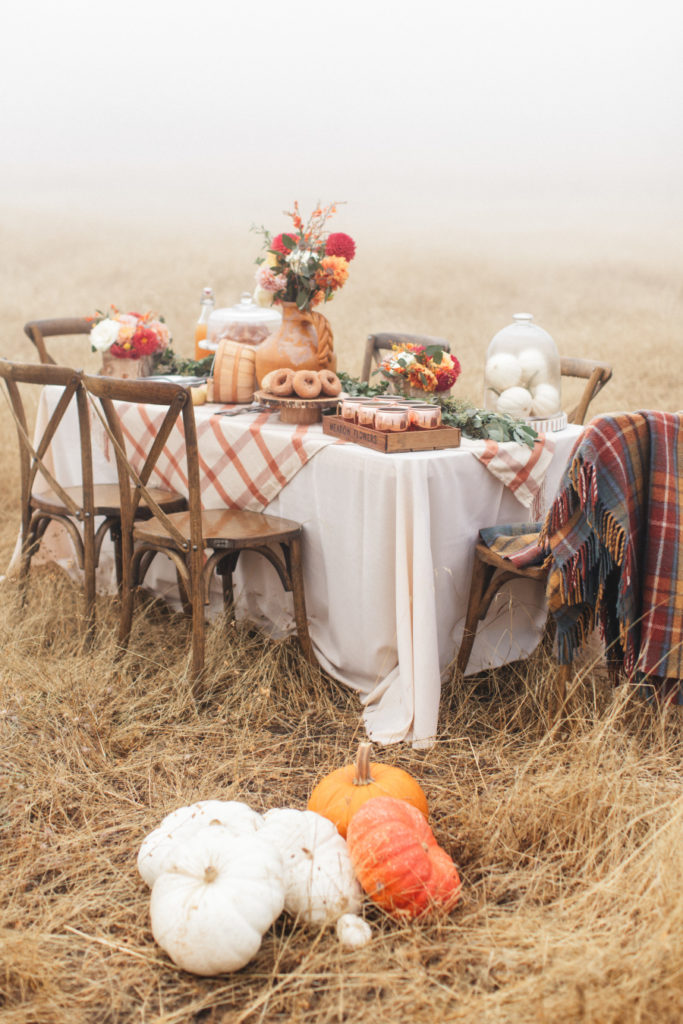 fall party with your girlfriends