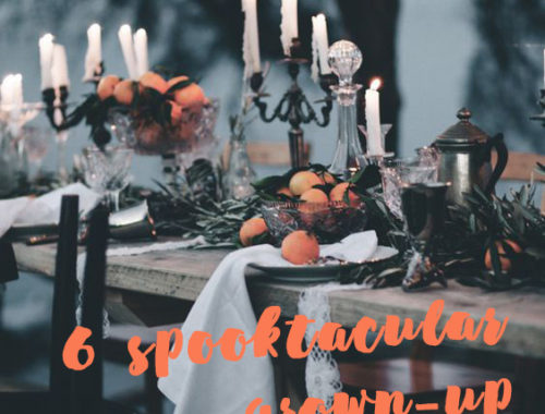 spooktacular grown-up halloween party